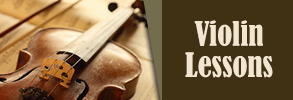 Violin Instrument - Music Lessons